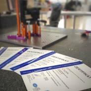 Die ISO 9001 Zertifizierung ist unser!