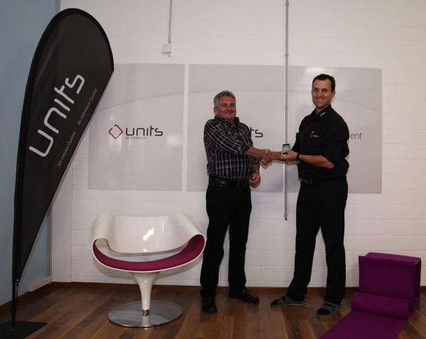 units Lounge & Dialog Wettbewerb Gewinner  Rudolf Podany